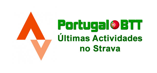 Portugal BTT no Strava