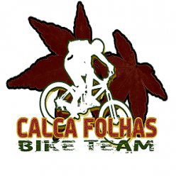 Calca Folhas Bike Team